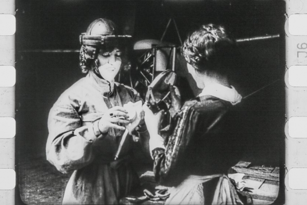 Study Day Lyda Borelli, Film Diva