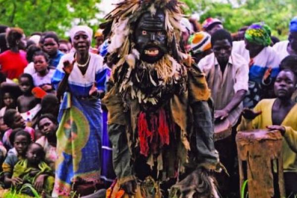 Music and Rite. Malawian Ritual Dances. Dance Performances: Gule Wankulu and Chinamwali