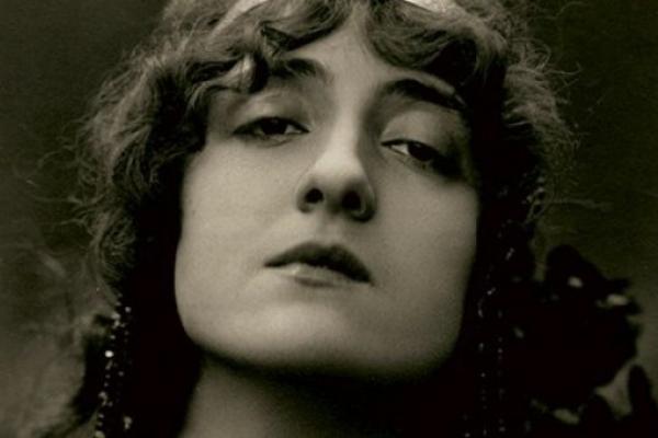 Lyda Borelli primadonna del Novecento