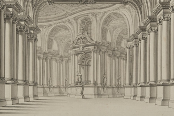 Imagined Architecture - Drawings from the Collections of the Fondazione Giorgio Cini