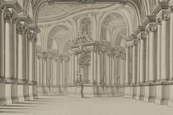 ARCHITETTURA IMMAGINATA - Disegni dalle raccolte della Fondazione Giorgio Cini