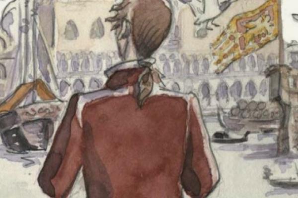 Carnet de voyage Il profumo illustrato