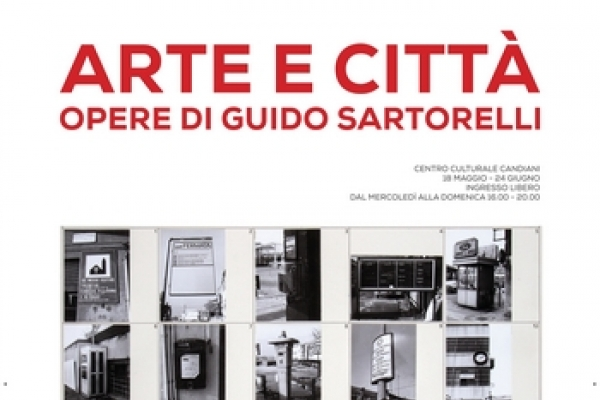 Guido Sartorelli Arte e città