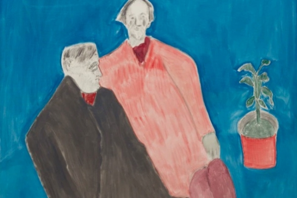 Milton Avery: The Late Portraits