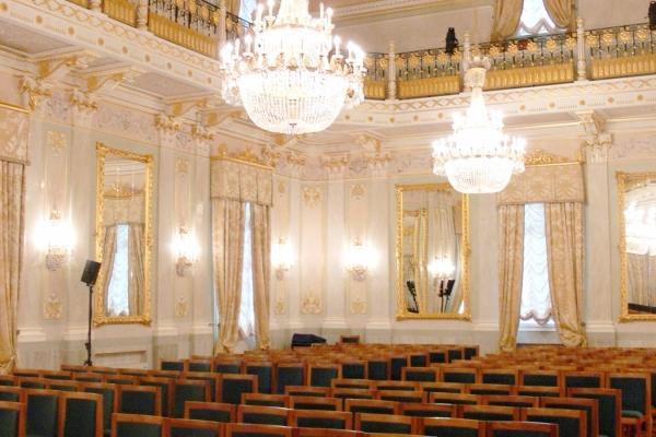 """""""Agimus Letizia Michielon In Recital"""" at La Fenice Theatre"""