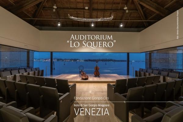 """Al via la nuova stagione concertistica dell'Auditorium """"Lo Squero"""""""