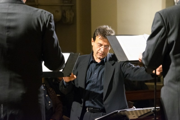 Marco Gemmani Conductor
