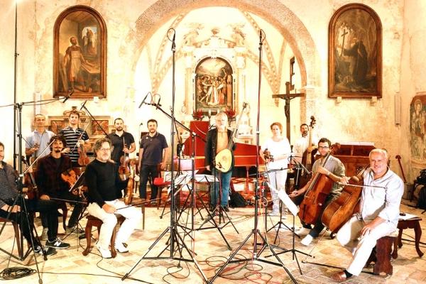 Sonatori de la Gioiosa Marca avant le concert