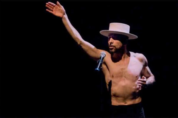 """Andrés Marín, flamenco contemporaneo e libertà """"Ad libitum – O come mi sono liberato dalle mie catene"""""""