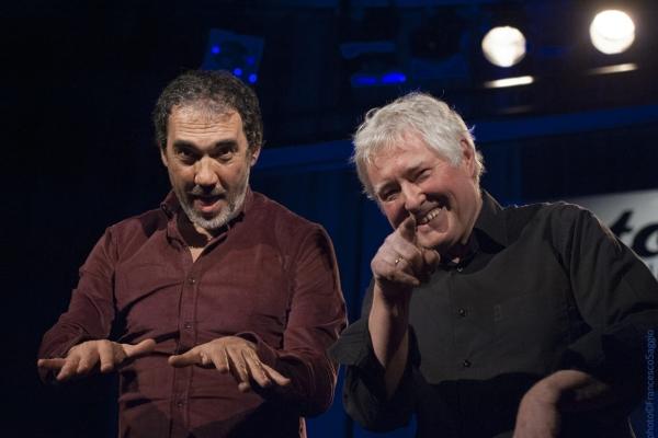 Artic Duo / Daniele di Bonaventura & Arild Andersen