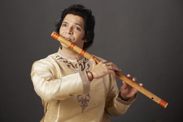Concerto di musica indiana Rakesh Chaurasia e Satyajit Talwalkar