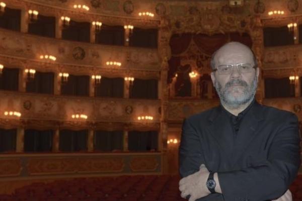 Claudio Marino Moretti Conductor