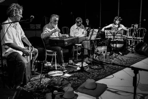 Etnoborder – Trio Squelini E Ditta Rohmann