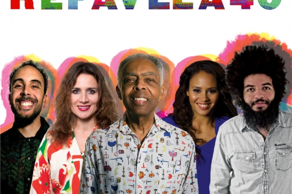 Gilberto Gil – Refavela 40