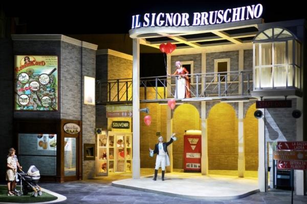 Gioachino Rossini, Il Signor Bruschino