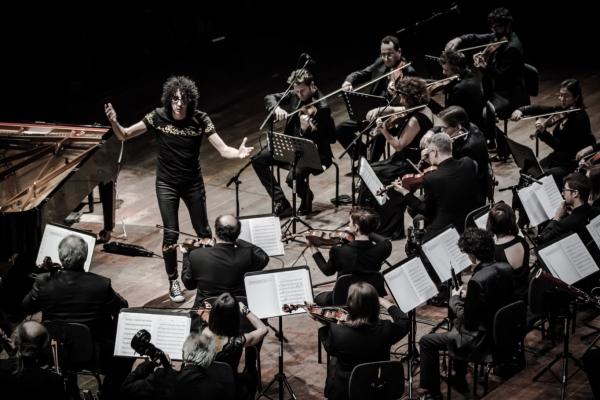 """Giovanni Allevi """"Equilibrium Tour"""""""