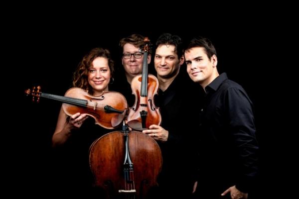 Josef Suk Piano Quartet from Prague