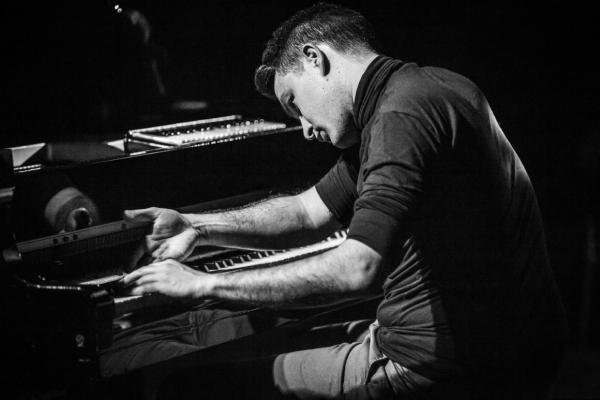 Livio Minafra Piano Solo