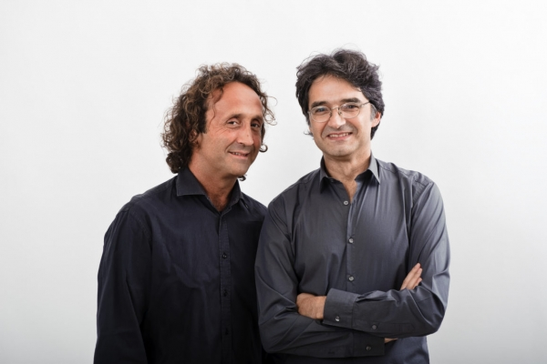 Luciano Biondini e Mosè Chiavoni