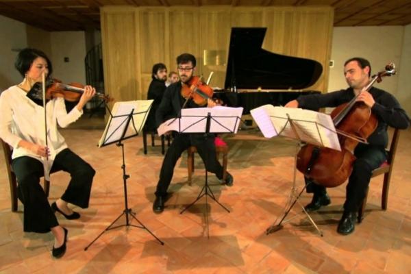 Musikàmera - Avos Piano Quartet