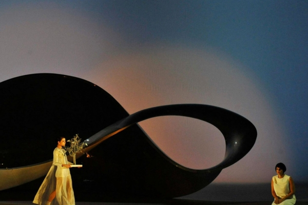 """Madama Butterfly"" by Giacomo Puccini at La Fenice Theatre"