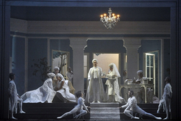 """L'occasione fa il ladro"" by Gioachino Rossini at La Fenice Theatre"