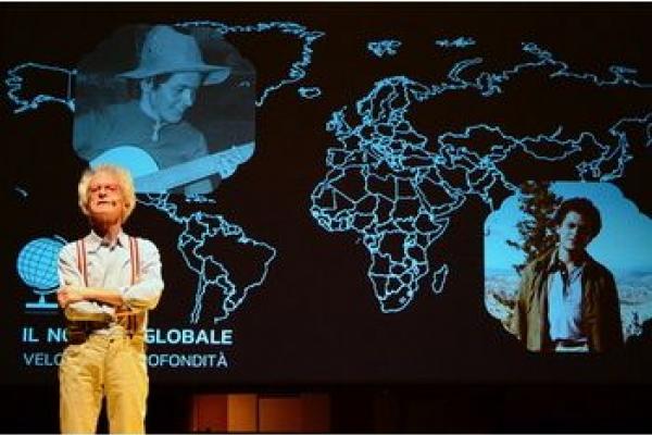 Le Linee Rosse La geografia a teatro con Federico Rampini