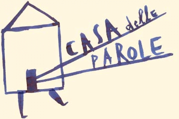 "Logo de ""Casa delle Parole"""