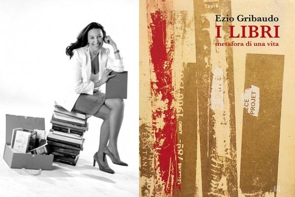 Ezio Gribaudo I LIBRI metafora di una vita