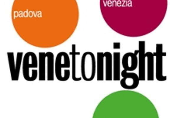 """Affiche de l'évènement  """"Venetonight la notte dei ricercatori"""""""