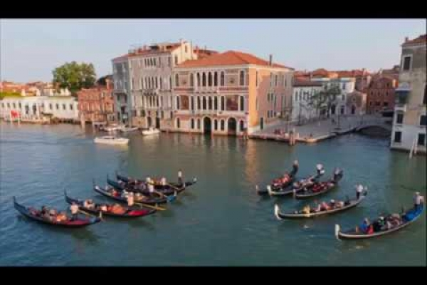 Embedded thumbnail for FONDAZIONE DELLE ARTI - VENEZIA, The Inauguration according to 7GoldTelePadova