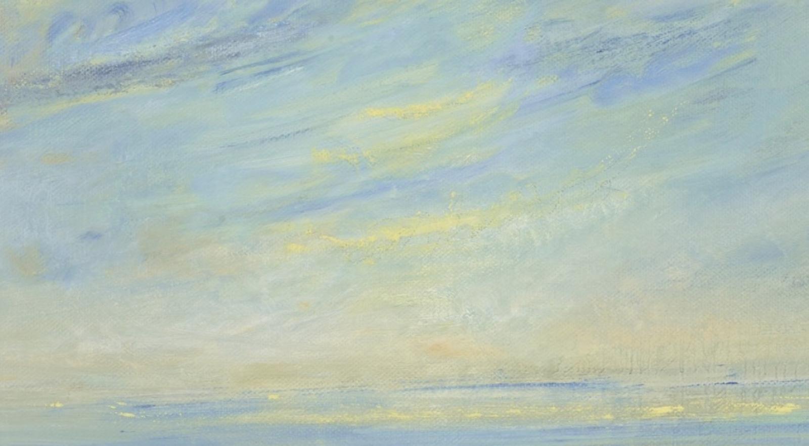 Celia Paul: The Sea and The Mirror