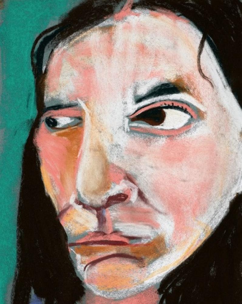 Chantal Joffe: Pastels