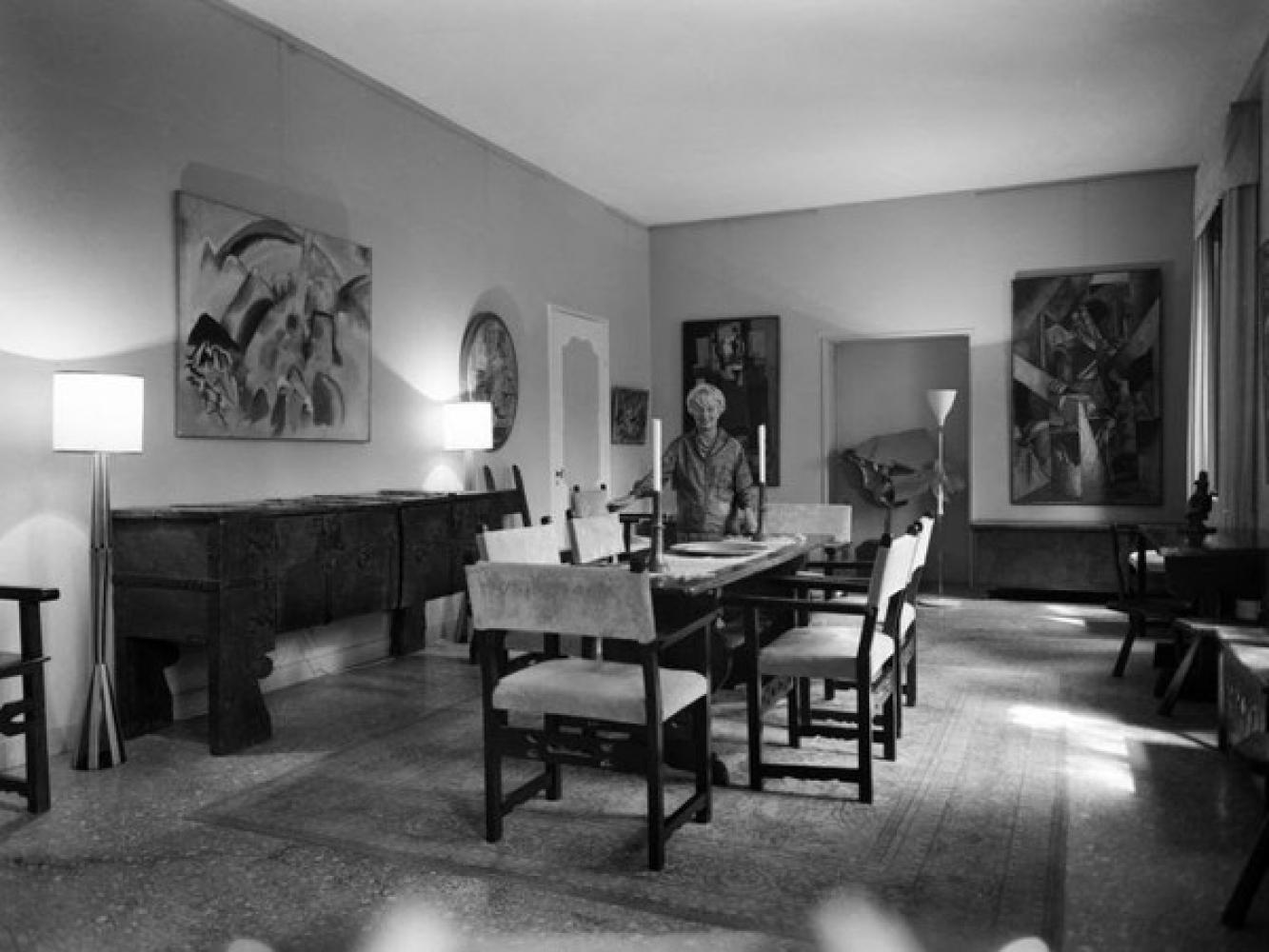 Peggy Guggenheim. L'ultima Dogaressa
