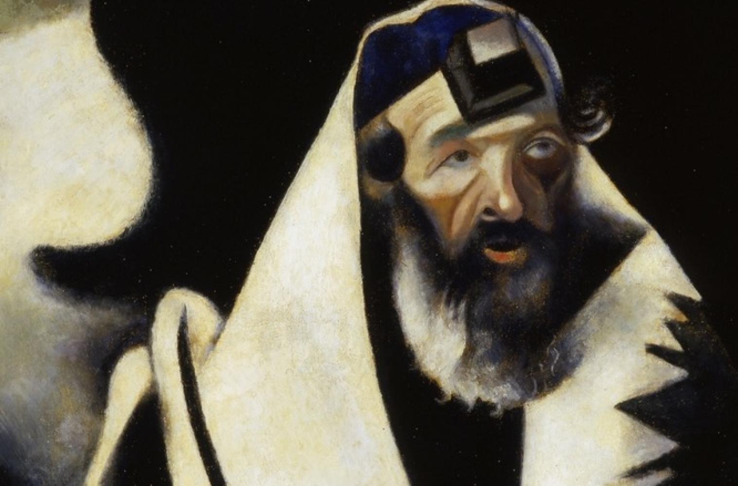 IL RABBINO DI VITEBSK. Letture e musica dedicate al dipinto di Marc Chagall