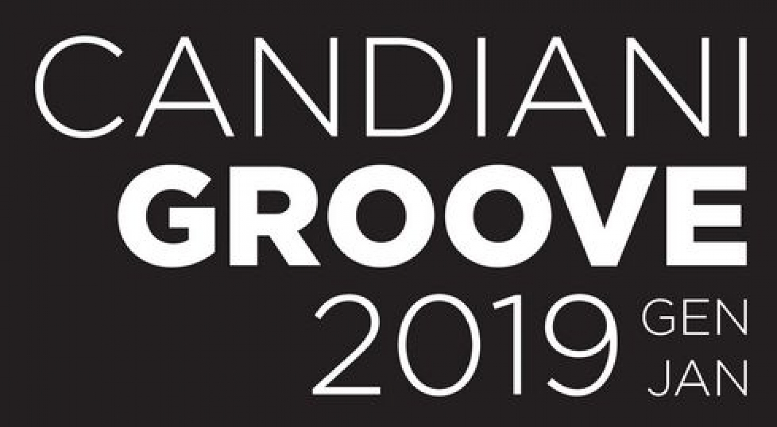 Candiani Groove gennaio 2019