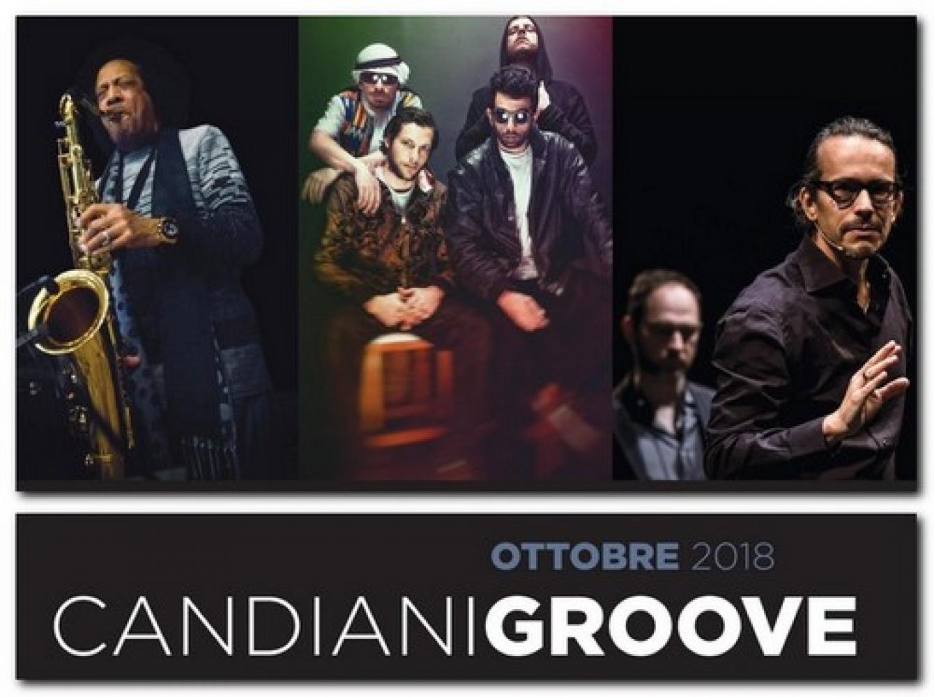 Candiani Groove ottobre 2018