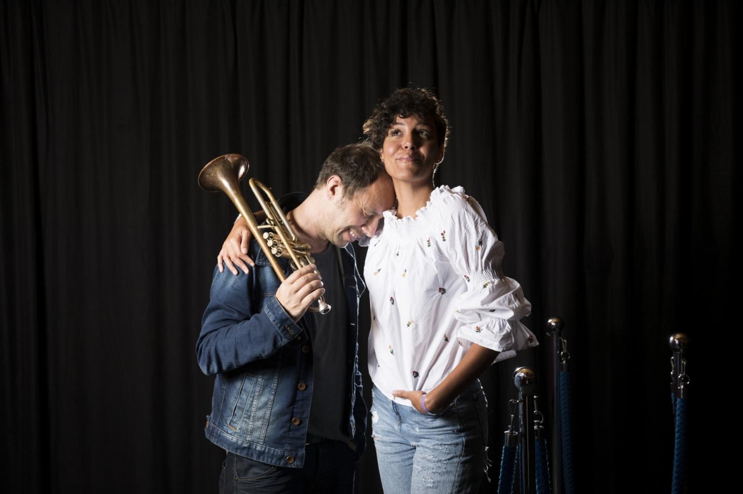 Marialy Pacheco & Joo Kraus
