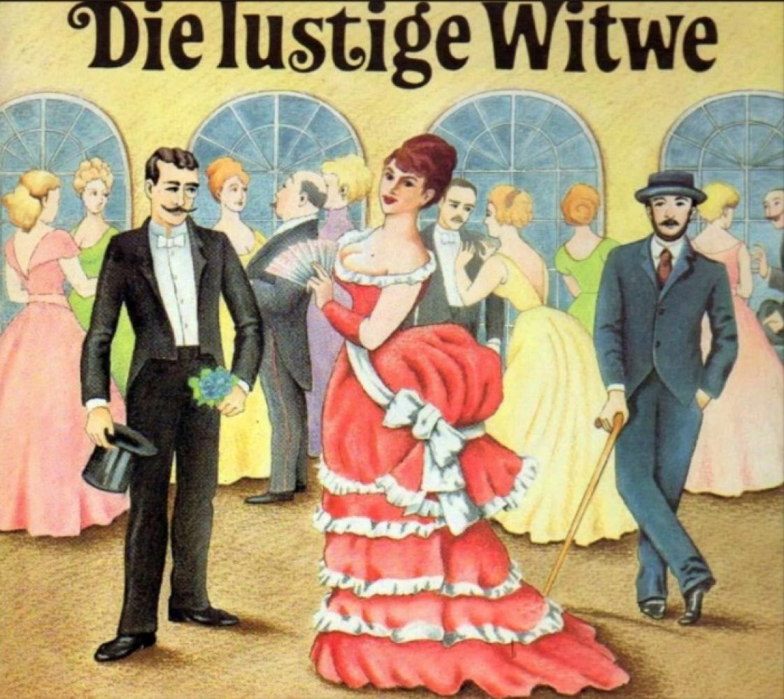 Franz Lehár, Die Lustige Witwe (The Merry Widow)