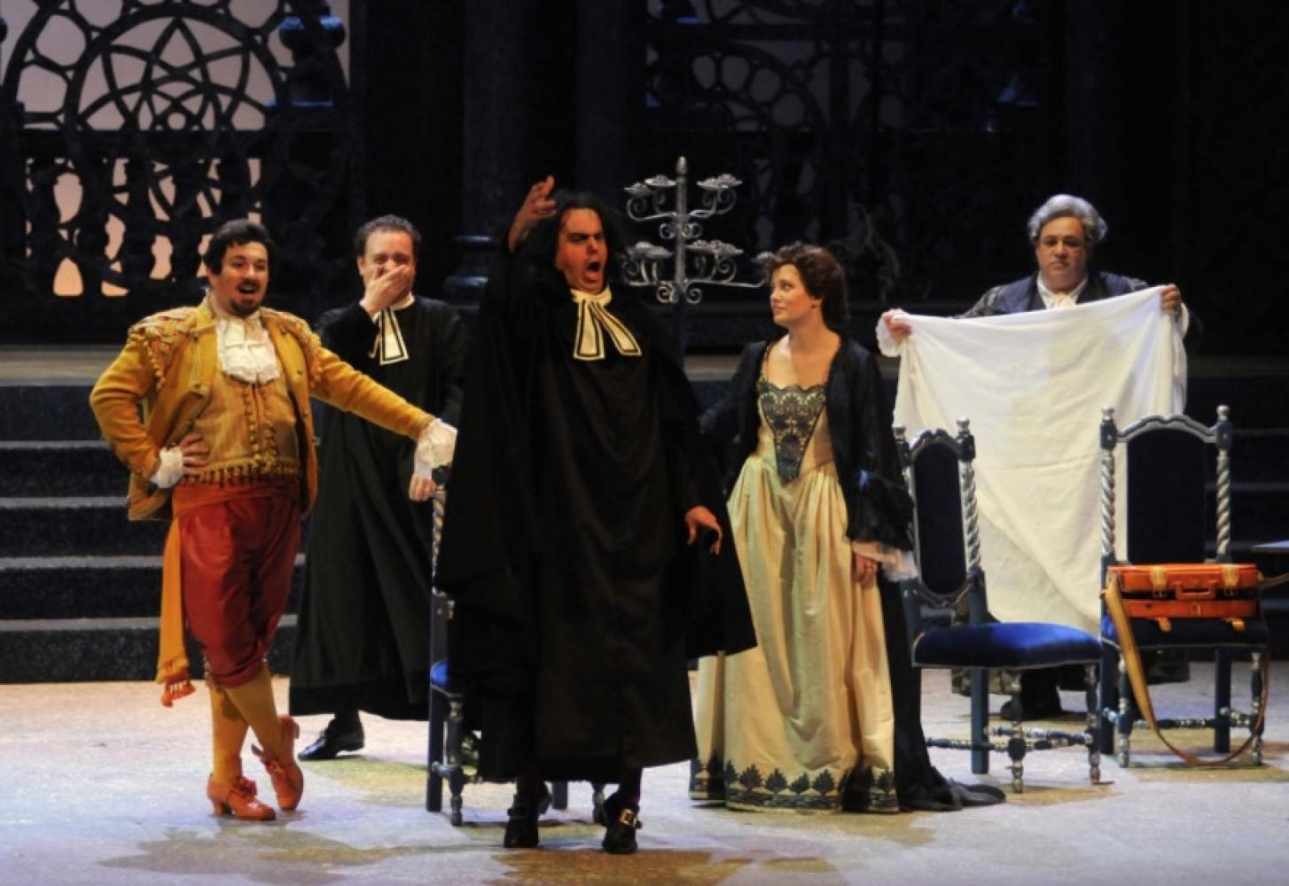 Gioacchino Rossini, Il Barbiere di Siviglia